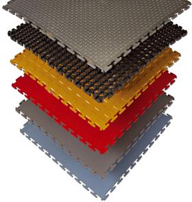 Самозаключващи се PVC подови плочи